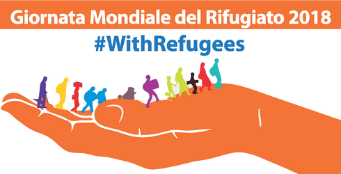 Giornata Mondiale del Rifugiato - Video - #WithRefugees